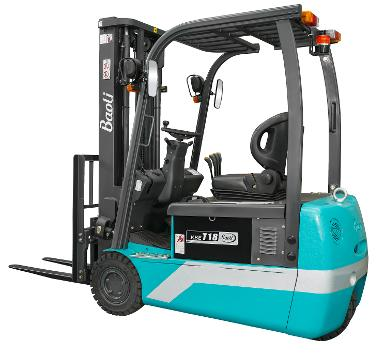1.5-1.8T 3-wheel Electric Trucks(AC motor)