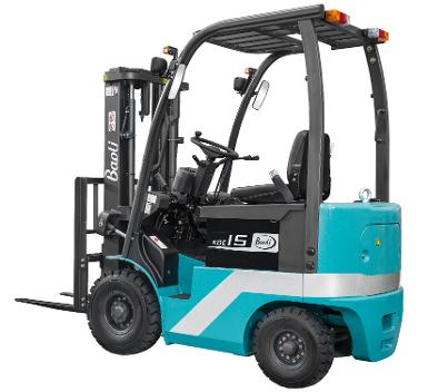 1.5-3.0T 4-wheel Electric Trucks(AC motor)